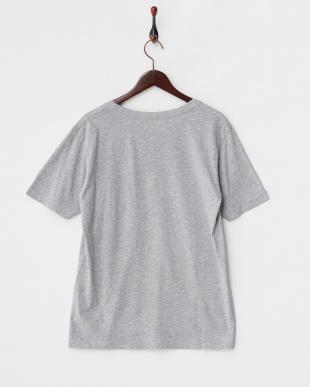 ライトグレー  US CREW Tシャツ見る