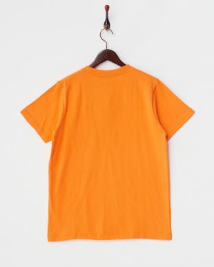オレンジ  HeavyCottonTシャツ見る