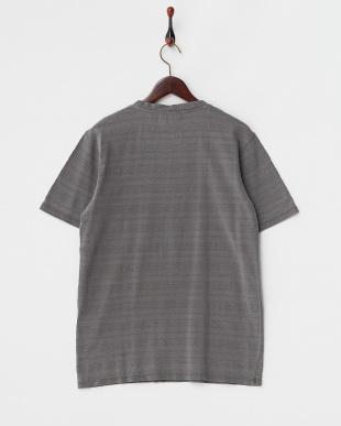 グレー IndigoBD CREW Tシャツ見る