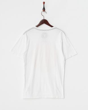 ホワイト SUN WAVE Tシャツ見る