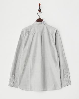 GREY  B:パッチドットPT BDシャツ見る