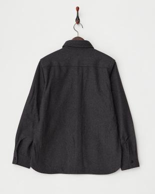 CHARCOAL.G  B:メルトン CPOシャツジャケット見る