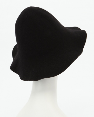 ブラック  M/sh:tulip hat見る