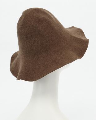 ライトブラウン  M/sh:tulip hat見る