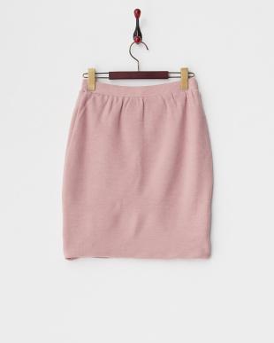 ネイビー  バルーンタイトスカート見る