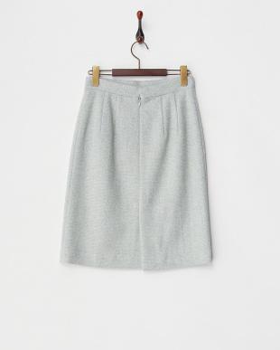 ミント  ラメツイードタイトスカート見る