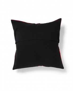 RED  CLASSY CHECK CUSHION CASE見る