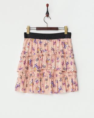 ピンク デシン スカート見る