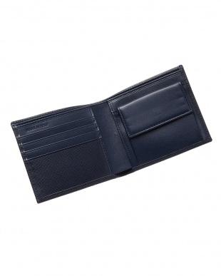 BLU  FIRIPPINO-I SAFFIANO 二つ折り財布見る