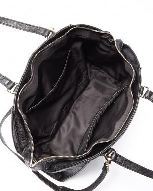 ブラック  3 Pockets トートバッグ見る