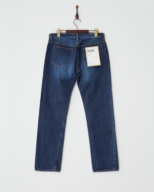 Blue Denim 5P Tight 加工2 DOORS見る