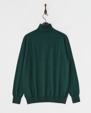 Green  Harmony Turtleneck Knit DOORS見る