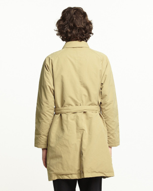 BEIGE Down Coat DOORS見る