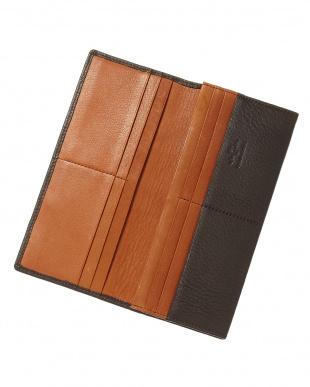 チョコ 長財布見る