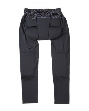 ブラック PROTECTOR LONG PANTS見る