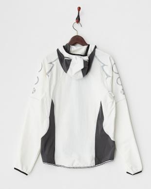 ホワイト Run Flash Jacket|UNISEX見る