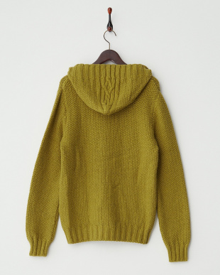 VERDE ACEITE  RIHAN CARD/S MIX WOOL DELAVE'FIN.3見る