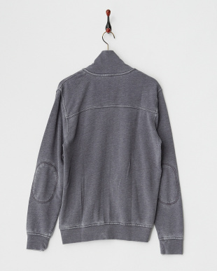 DEEP GREY SOBEK/S FLEECE LIGHT BURNOUT SWEAT SHIRTS見る