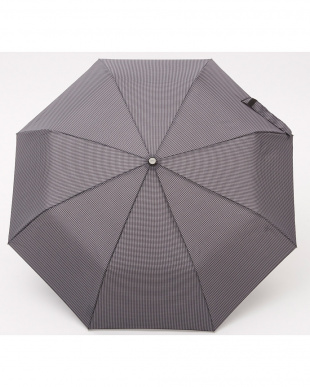 ハウンドトゥースW81  totes line 3 sec Manual 手動開閉折りたたみ傘見る
