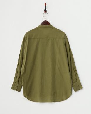 GREEN  BIG ミリタリーシャツ見る