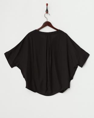 BLACK  前タックスキッパーシャツ見る