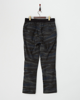 ブラック  WIND BLOCK PANTS CAMO 防風パンツ見る