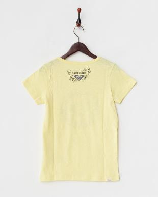 ネイビー  PARADISE 半袖Tシャツ見る