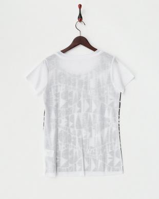 WBB6  SIMPLICITY TEEプリントTシャツ見る