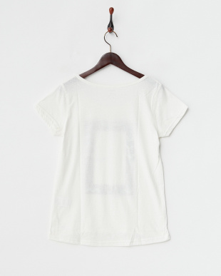 WBB0  FRAME TEEプリントTシャツ見る