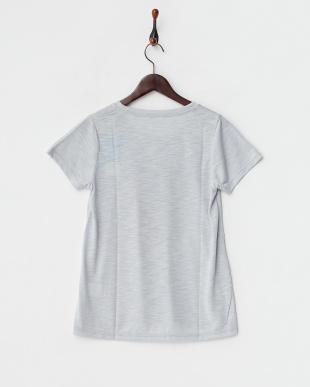 WBB0  JUST BREATH TEEプリントTシャツ見る