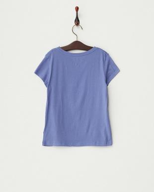 ブルー  RG BASIC CREW ALL SU プリントTシャツ│Girls見る