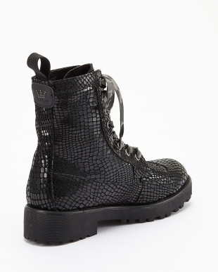BLACK  COSY BOOT WOMEN見る