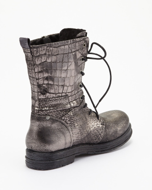 SILVER SADDA BOOT WOMEN見る