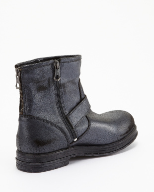 SILVER MIYA ANKLE BOOT見る