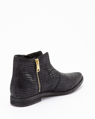 BLACK NELLI ANKLE BOOT見る