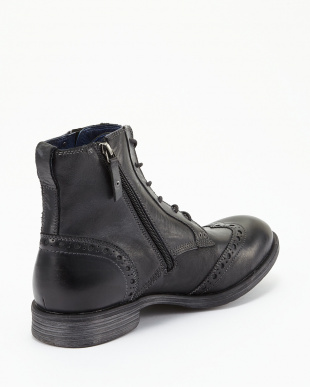 CHARCOAL  ANKLE BOOT CORN見る