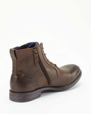 BROWN ANKLE BOOT COWELL見る