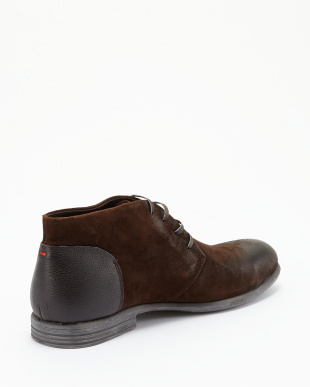 DK BROWN  MID BOOT EMIT A見る