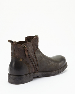 DK BROWN ANKLE BOOT MARINES見る