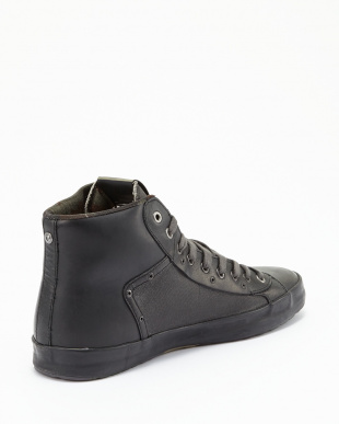 BLACK BLACK  Mid Cut Shoes BULK見る