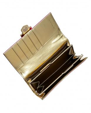 ゴールド  CANDY BASIC WALLET L見る