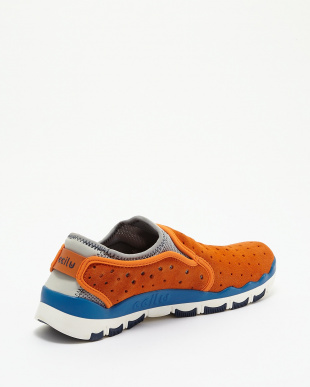 ORANGE/NAVY/VIVID BLUE  ccilu-BANDIT BRYAN SUEDE見る