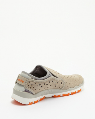 HEMP/MID GREY/WHITE/ORANGE  ccilu-BANDIT BURCH SUEDE見る