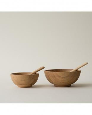 子ども用竹食器おやこ茶碗セット見る