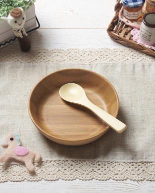 子ども用竹食器シリアル朝食セット見る