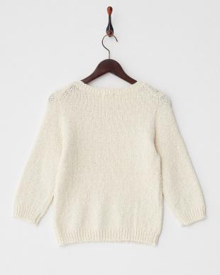 WH Vネックセーター見る