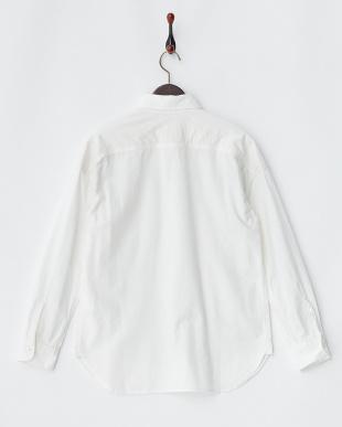 オフホワイト  シャンブレーシャツ見る