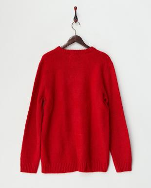 レッド  MHR CLAG セーター見る