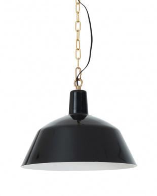 ブラック  ORDINARY LAMP 3BULB PENDANT LIGHT (電球なし)見る