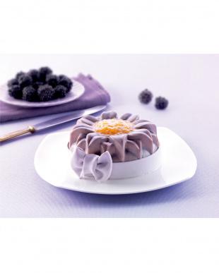 ばら+ひまわり シリコン製ケーキ型プチ   Silikomart見る